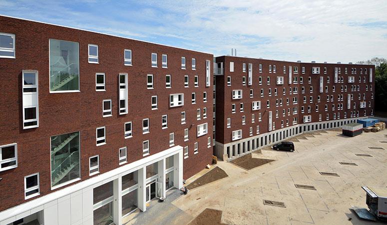 Campus Irena V, Elsene-Brussel - Kalkuz