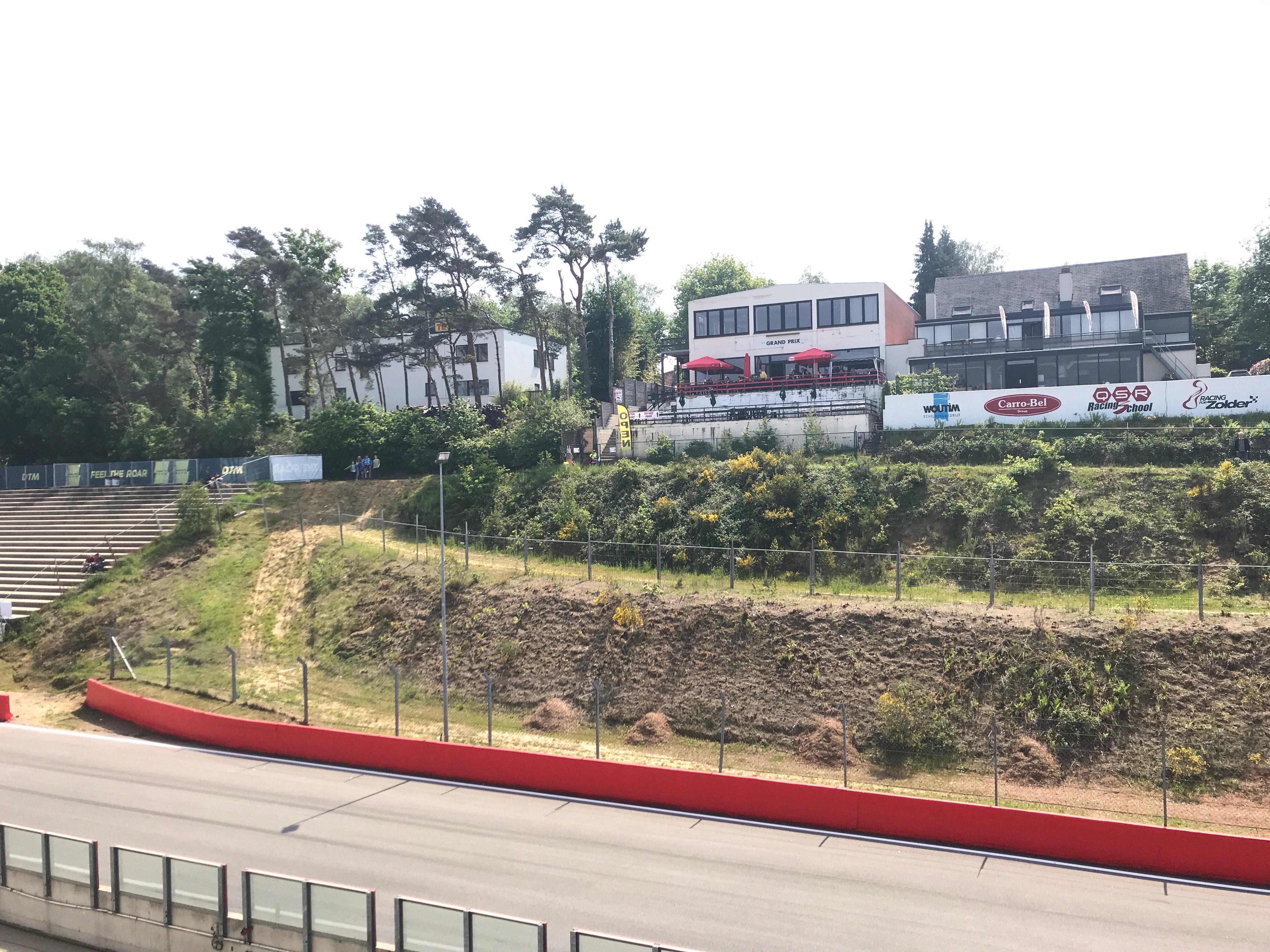 Formule 1 café, Zolder - Kalkuz